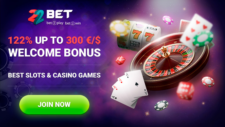 22BET Casino Pulls Ahead of the Pack