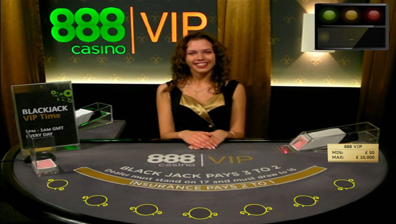 Introducing 888 Casino's Stylish Live Dealers