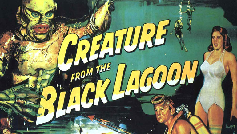 Play Creature From the Black Lagoon at Cherry Casino!