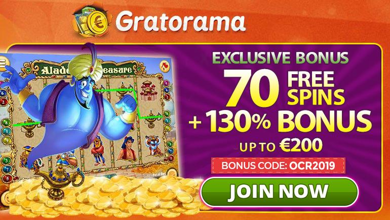 Introducing Gratorama Casino's NetoPlay Slots