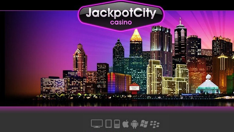 Jackpot City Matches Two Deposits 100%