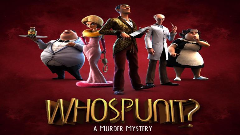 WhoSpunIt